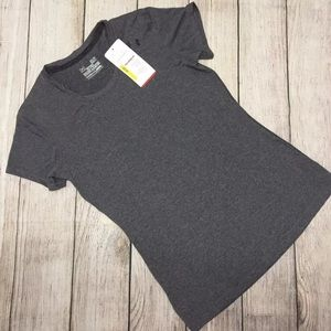 New Under Armour  Heatgear Fitted Top Sz.M